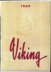 Page 1, 1949 Edition, Grand View University - Viking Yearbook (Des Moines, IA) online yearbook collection
