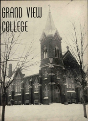 Page 13, 1952 Edition, Grand View University - Viking Yearbook (Des Moines, IA) online yearbook collection
