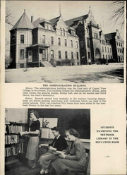 Page 16, 1952 Edition, Grand View University - Viking Yearbook (Des Moines, IA) online yearbook collection