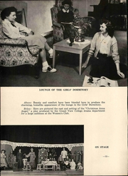 Page 17, 1952 Edition, Grand View University - Viking Yearbook (Des Moines, IA) online yearbook collection