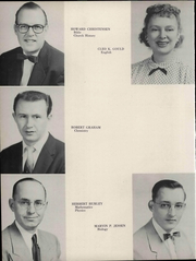 Page 14, 1955 Edition, Grand View University - Viking Yearbook (Des Moines, IA) online yearbook collection