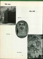 Page 12, 1958 Edition, Grand View University - Viking Yearbook (Des Moines, IA) online yearbook collection