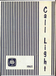 1965 Edition, Iowa Methodist School of Nursing - Call Light Yearbook (Des Moines, IA)