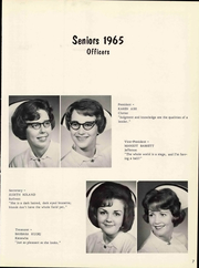 Page 13, 1965 Edition, Iowa Methodist School of Nursing - Call Light Yearbook (Des Moines, IA) online yearbook collection