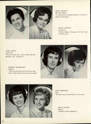 Page 14, 1965 Edition, Iowa Methodist School of Nursing - Call Light Yearbook (Des Moines, IA) online yearbook collection