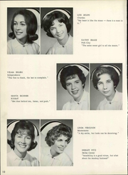 Page 16, 1965 Edition, Iowa Methodist School of Nursing - Call Light Yearbook (Des Moines, IA) online yearbook collection