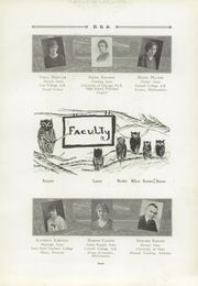 Page 11, 1922 Edition, Dysart High School - Oracle Yearbook (Dysart, IA) online yearbook collection