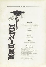 Page 15, 1922 Edition, Dysart High School - Oracle Yearbook (Dysart, IA) online yearbook collection