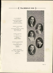 Page 17, 1930 Edition, Dysart High School - Oracle Yearbook (Dysart, IA) online yearbook collection