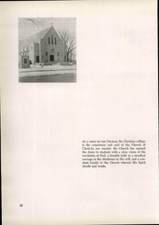 Page 16, 1947 Edition, Waldorf College - Warrior Yearbook (Forest City, IA) online yearbook collection