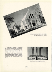 Page 14, 1948 Edition, Waldorf College - Warrior Yearbook (Forest City, IA) online yearbook collection