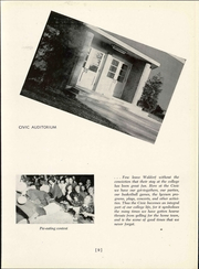 Page 15, 1948 Edition, Waldorf College - Warrior Yearbook (Forest City, IA) online yearbook collection