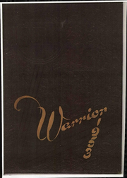 1953 Edition, Waldorf College - Warrior Yearbook (Forest City, IA)