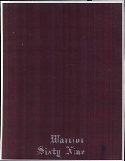 1969 Edition, Waldorf College - Warrior Yearbook (Forest City, IA)