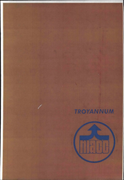 1969 Edition, North Iowa Area Community College - Troyannum Yearbook (Mason City, IA)
