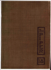 1918 Edition, Highland Park College - Piper Yearbook (Des Moines, IA)