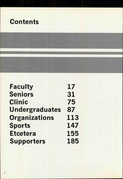 Page 6, 1976 Edition, Palmer College of Chiropractic - Fountainhead Yearbook (Davenport, IA) online yearbook collection