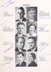 Page 13, 1938 Edition, Wartburg College - Fortress Yearbook (Waverly, IA) online yearbook collection