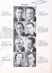 Page 14, 1938 Edition, Wartburg College - Fortress Yearbook (Waverly, IA) online yearbook collection