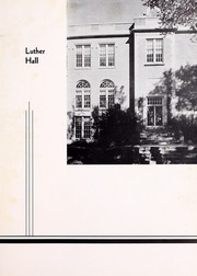 Page 7, 1938 Edition, Wartburg College - Fortress Yearbook (Waverly, IA) online yearbook collection
