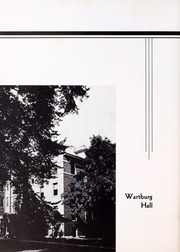 Page 8, 1938 Edition, Wartburg College - Fortress Yearbook (Waverly, IA) online yearbook collection