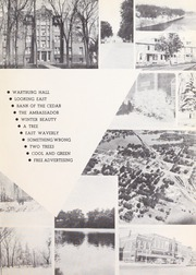 Page 11, 1939 Edition, Wartburg College - Fortress Yearbook (Waverly, IA) online yearbook collection
