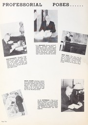 Page 14, 1939 Edition, Wartburg College - Fortress Yearbook (Waverly, IA) online yearbook collection