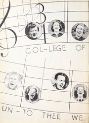 Page 2, 1939 Edition, Wartburg College - Fortress Yearbook (Waverly, IA) online yearbook collection