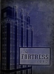 Page 1, 1950 Edition, Wartburg College - Fortress Yearbook (Waverly, IA) online yearbook collection