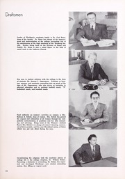 Page 13, 1950 Edition, Wartburg College - Fortress Yearbook (Waverly, IA) online yearbook collection