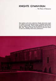 Page 15, 1952 Edition, Wartburg College - Fortress Yearbook (Waverly, IA) online yearbook collection