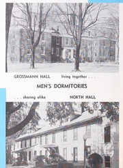 Page 14, 1956 Edition, Wartburg College - Fortress Yearbook (Waverly, IA) online yearbook collection