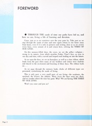 Page 6, 1956 Edition, Wartburg College - Fortress Yearbook (Waverly, IA) online yearbook collection