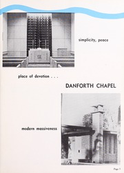 Page 9, 1956 Edition, Wartburg College - Fortress Yearbook (Waverly, IA) online yearbook collection