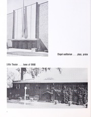 Page 12, 1963 Edition, Wartburg College - Fortress Yearbook (Waverly, IA) online yearbook collection