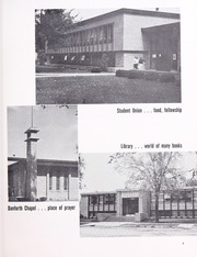Page 13, 1963 Edition, Wartburg College - Fortress Yearbook (Waverly, IA) online yearbook collection
