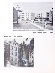 Page 16, 1963 Edition, Wartburg College - Fortress Yearbook (Waverly, IA) online yearbook collection
