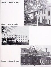 Page 17, 1963 Edition, Wartburg College - Fortress Yearbook (Waverly, IA) online yearbook collection