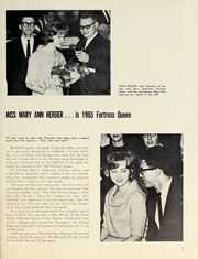 Page 11, 1965 Edition, Wartburg College - Fortress Yearbook (Waverly, IA) online yearbook collection