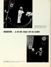Page 12, 1965 Edition, Wartburg College - Fortress Yearbook (Waverly, IA) online yearbook collection