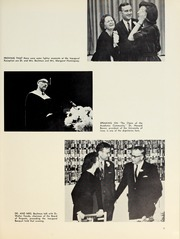 Page 13, 1965 Edition, Wartburg College - Fortress Yearbook (Waverly, IA) online yearbook collection