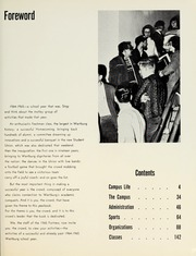 Page 7, 1965 Edition, Wartburg College - Fortress Yearbook (Waverly, IA) online yearbook collection