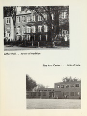 Page 11, 1966 Edition, Wartburg College - Fortress Yearbook (Waverly, IA) online yearbook collection