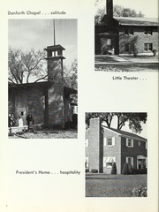 Page 12, 1966 Edition, Wartburg College - Fortress Yearbook (Waverly, IA) online yearbook collection