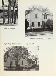 Page 13, 1966 Edition, Wartburg College - Fortress Yearbook (Waverly, IA) online yearbook collection