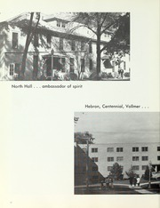 Page 16, 1966 Edition, Wartburg College - Fortress Yearbook (Waverly, IA) online yearbook collection