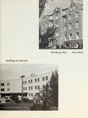 Page 17, 1966 Edition, Wartburg College - Fortress Yearbook (Waverly, IA) online yearbook collection