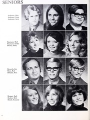 Page 10, 1973 Edition, Wartburg College - Fortress Yearbook (Waverly, IA) online yearbook collection