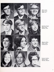Page 11, 1973 Edition, Wartburg College - Fortress Yearbook (Waverly, IA) online yearbook collection
