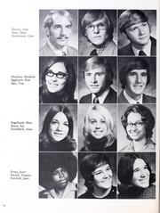 Page 12, 1973 Edition, Wartburg College - Fortress Yearbook (Waverly, IA) online yearbook collection